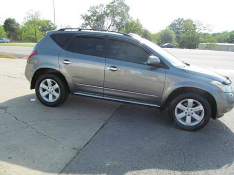 2007 Nissan Murano for sale at HarrogateAuto.com in Harrogate TN
