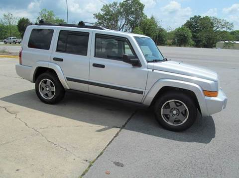 2006 Jeep Commander for sale at HarrogateAuto.com in Harrogate TN