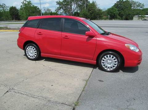 2004 Toyota Matrix for sale at HarrogateAuto.com in Harrogate TN