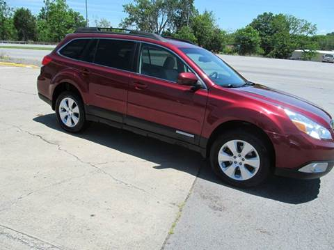 2011 Subaru Outback for sale at HarrogateAuto.com in Harrogate TN