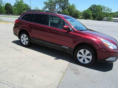 2011 Subaru Outback for sale at HarrogateAuto.com in Harrogate TN