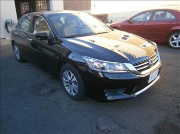 2014 Honda Accord for sale in Passaic, NJ