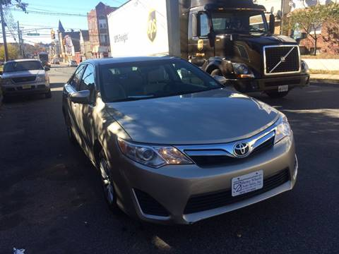 2014 Toyota Camry for sale in Passaic, NJ