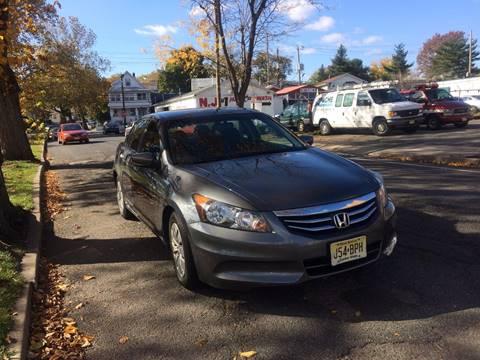 2012 Honda Accord for sale in Passaic, NJ