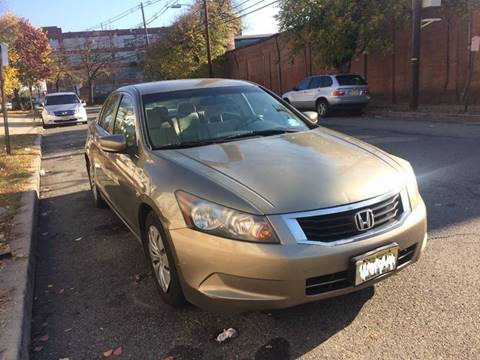 2008 Honda Accord for sale in Passaic, NJ