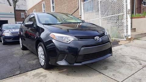 2016 Toyota Corolla for sale in Passaic, NJ
