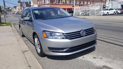 2014 Volkswagen Passat for sale in Passaic, NJ