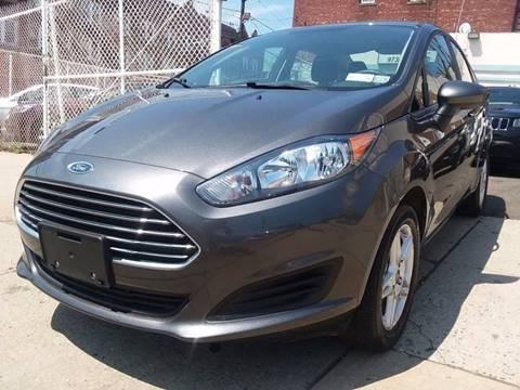 2017 Ford Fiesta for sale in Passaic, NJ