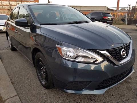 2016 Nissan Sentra for sale in Passaic, NJ