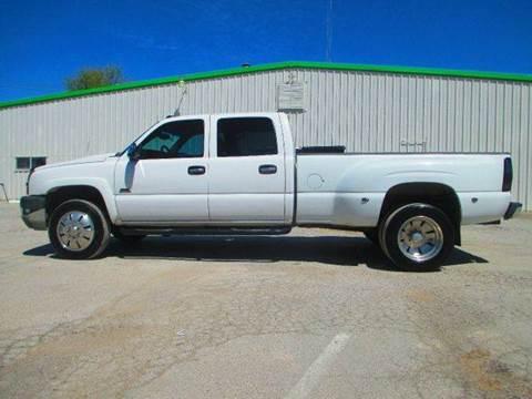 2002 Chevrolet Silverado 3500 for sale in Lewisville, TX
