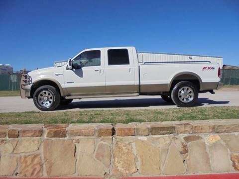 2005 Ford F-250 Super Duty for sale in Lewisville, TX