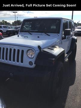 2015 Jeep Wrangler Unlimited for sale in Hillsboro, OR