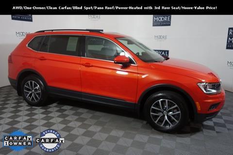 2019 Volkswagen Tiguan for sale in Hillsboro, OR