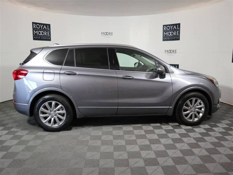 2020 Buick Envision Essence 4dr Crossover - Hillsboro OR