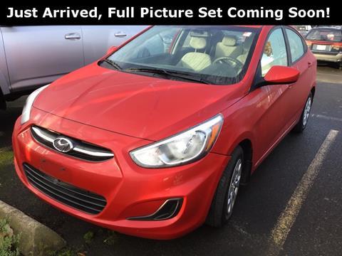 2015 Hyundai Accent for sale in Hillsboro, OR
