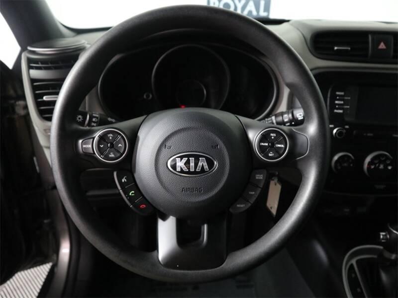 2019 Kia Soul 4dr Crossover 6A - Hillsboro OR