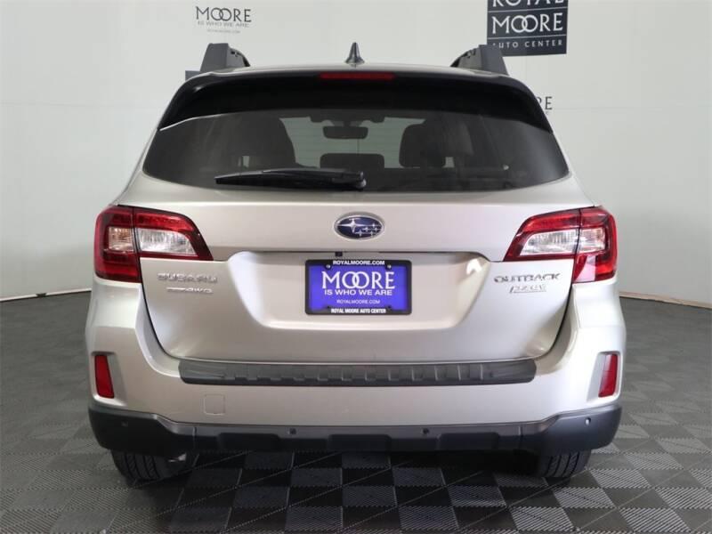 2017 Subaru Outback AWD 2.5i LImited 4dr Wagon - Hillsboro OR