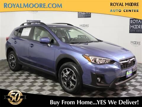 2020 Subaru Crosstrek Premium for sale at Royal Moore Custom Finance in Hillsboro OR