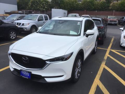 2019 Mazda CX-5 Grand Touring Reserve for sale at Royal Moore Custom Finance in Hillsboro OR