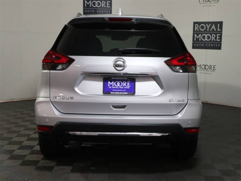 2020 Nissan Rogue AWD SV 4dr Crossover - Hillsboro OR