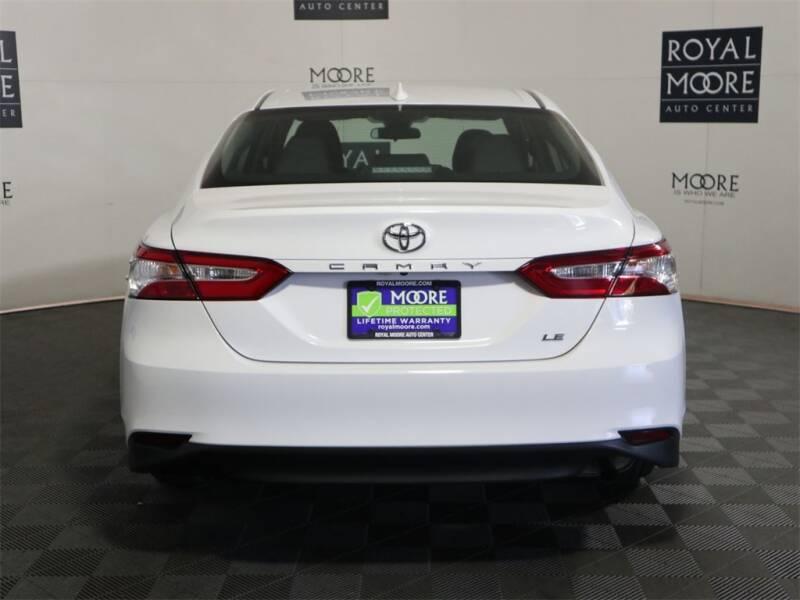 2020 Toyota Camry LE 4dr Sedan - Hillsboro OR