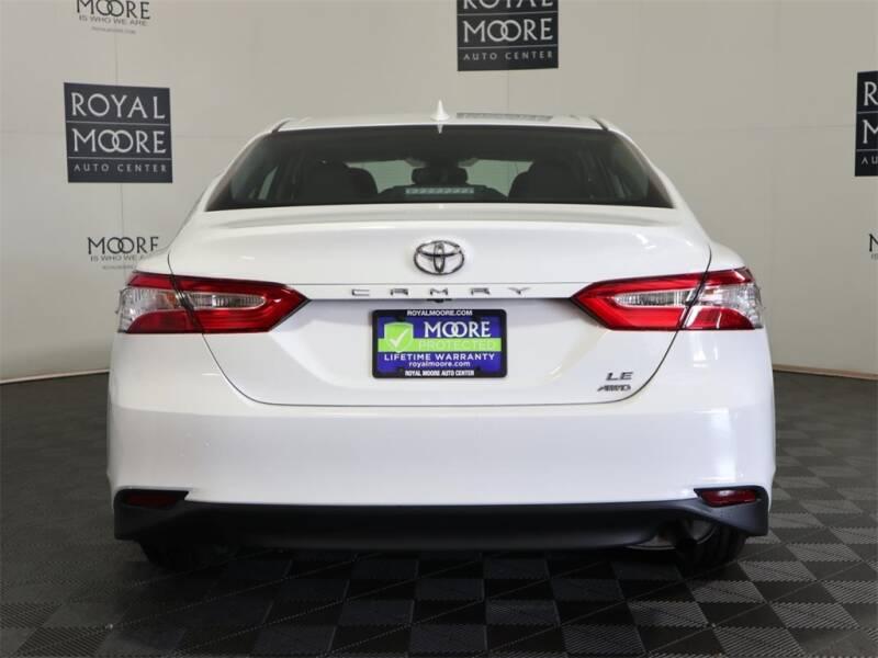 2020 Toyota Camry AWD LE 4dr Sedan - Hillsboro OR