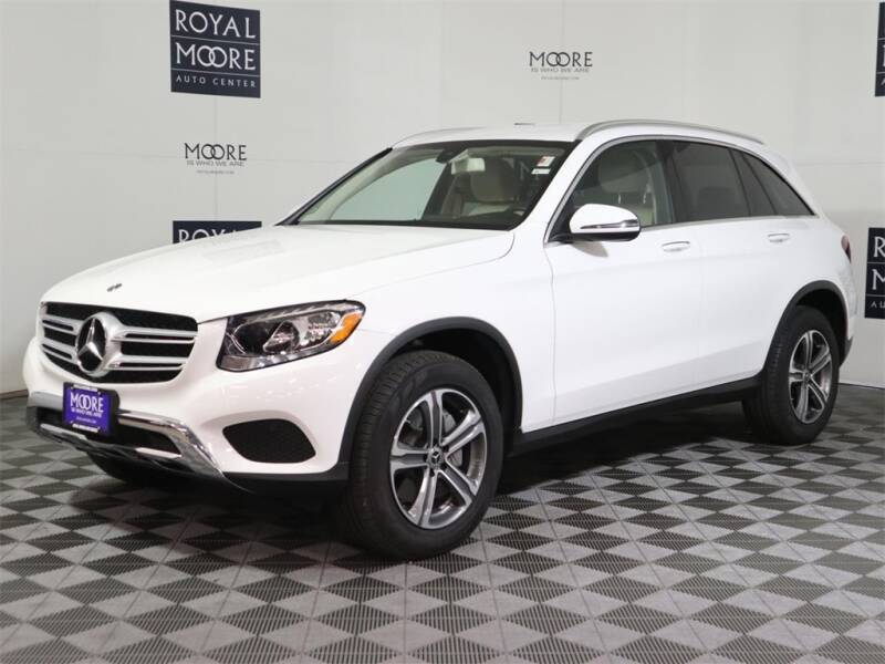 2019 Mercedes-Benz GLC AWD GLC 300 4MATIC 4dr SUV - Hillsboro OR