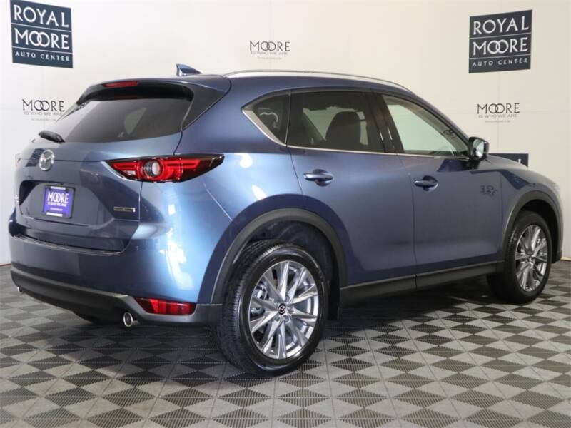 2020 Mazda CX-5 AWD Grand Touring Reserve 4dr SUV - Hillsboro OR