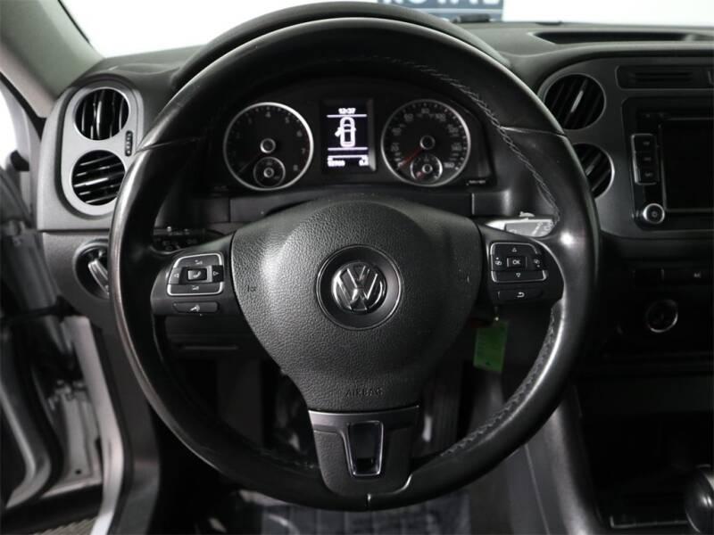 2015 Volkswagen Tiguan S - Hillsboro OR