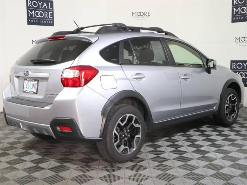 2016 Subaru Crosstrek AWD 2.0i Premium 4dr Crossover CVT - Hillsboro OR