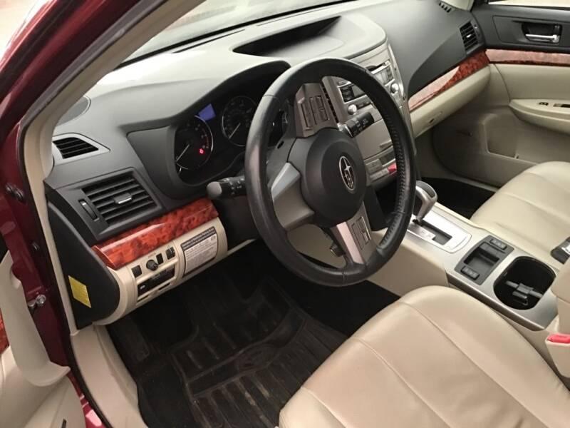 2011 Subaru Outback AWD 2.5i Limited 4dr Wagon - Hillsboro OR