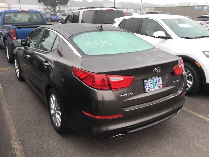 2015 Kia Optima EX 4dr Sedan - Hillsboro OR