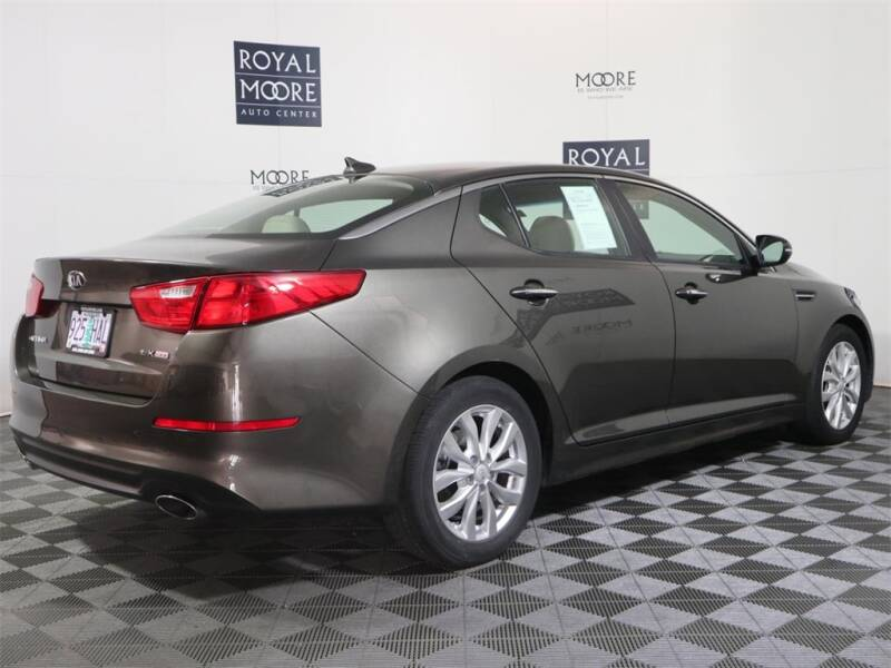 2015 Kia Optima EX 4dr Sedan - Hillsboro OR