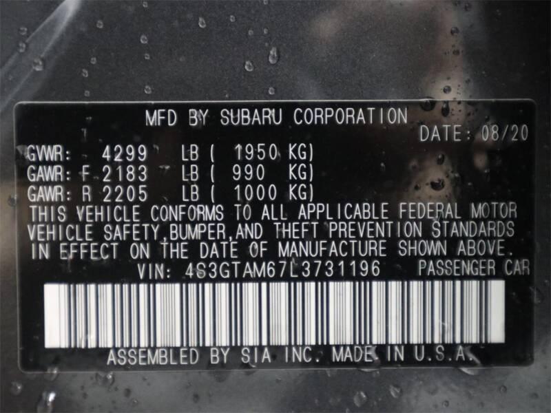 2020 Subaru Impreza AWD Sport 4dr Wagon CVT - Hillsboro OR