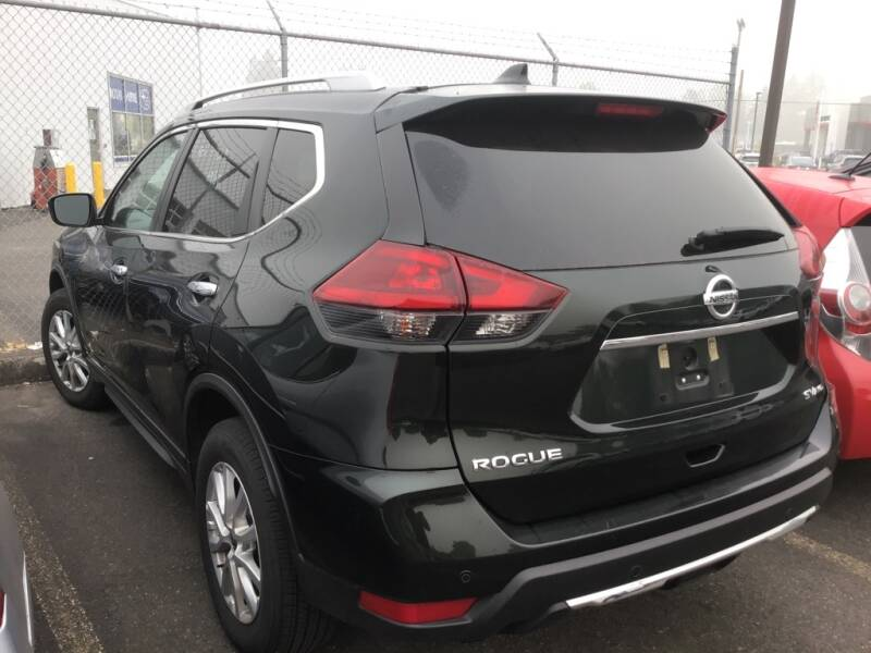 2019 Nissan Rogue AWD SV 4dr Crossover - Hillsboro OR