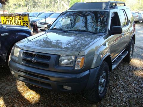 nissan xterra for sale in tallahassee fl. Black Bedroom Furniture Sets. Home Design Ideas