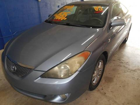 2005 Toyota Camry Solara for sale in Miami, FL