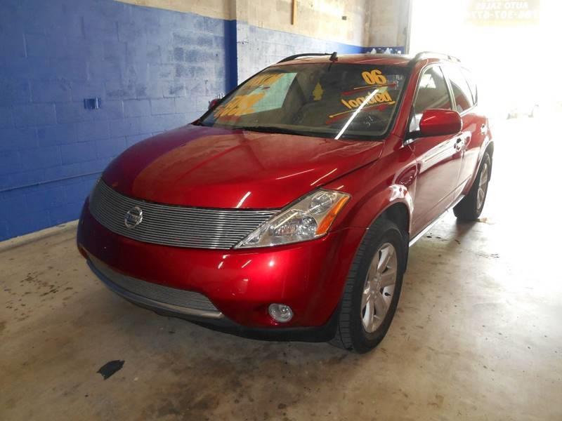 2006 Nissan Murano For Sale At IDrive USA In Miami FL
