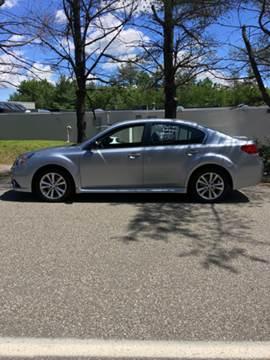 2014 Subaru Legacy for sale in North Hampton, NH
