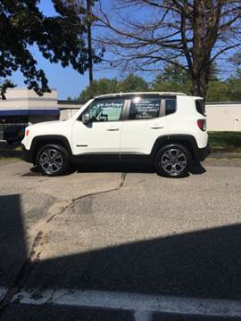 2016 Jeep Renegade for sale in North Hampton, NH