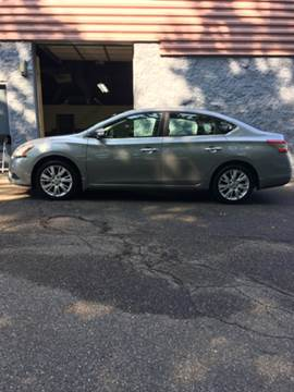 2013 Nissan Sentra for sale in North Hampton, NH
