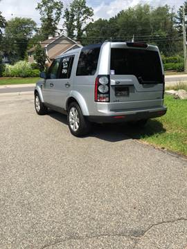 2014 Land Rover LR4 for sale in Newcastle, NH