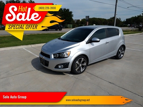 Chevrolet Used Cars Vans For Sale Mckinney Solo Auto Group