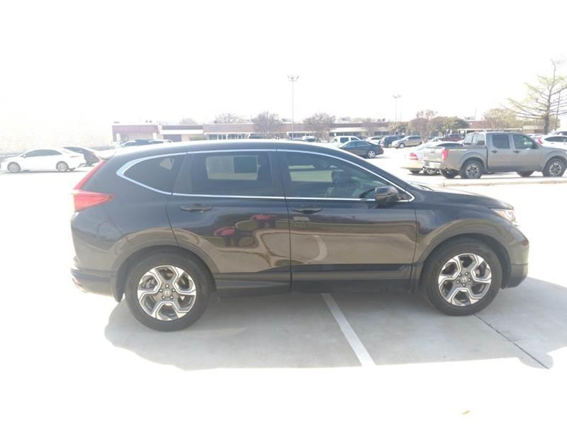 2017 Honda CR-V EX-L 4dr SUV - Mckinney TX