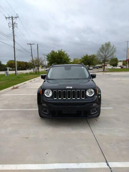 2016 Jeep Renegade Latitude 4dr SUV - Mckinney TX