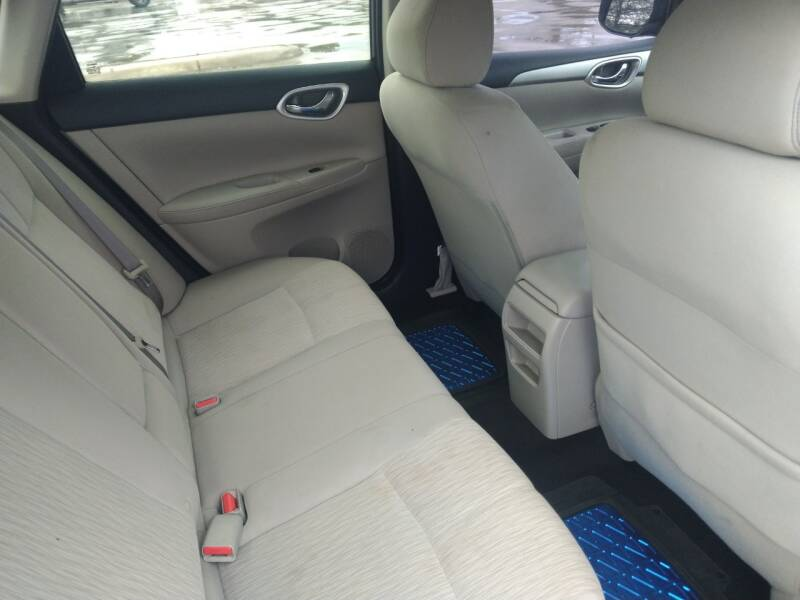 2015 Nissan Sentra SV 4dr Sedan - Mckinney TX