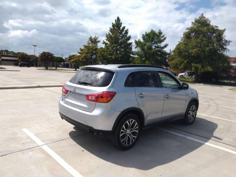 2016 Mitsubishi Outlander Sport 2.4 SEL 4dr Crossover - Mckinney TX