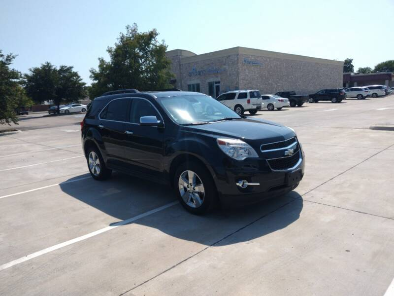 2014 Chevrolet Equinox LT 4dr SUV w/2LT - Mckinney TX