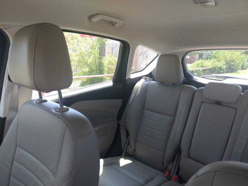 2015 Ford C-MAX Energi SEL 4dr Wagon - Mckinney TX