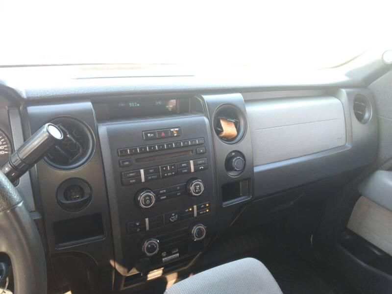 2013 Ford F-150 4x2 XL 4dr SuperCrew Styleside 5.5 ft. SB - Mckinney TX